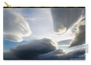 Amazing Skies Over Puerto Natales Chile Carry-all Pouch