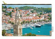 Amazing Town Of Hvar Harbor Carry-all Pouch