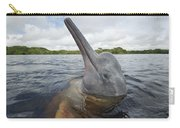 Amazon River Dolphin Spy-hopping Rio Carry-all Pouch