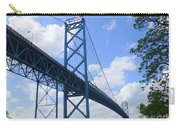 Ambassador Bridge Carry-all Pouch