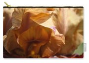 Amber Iris Waves Carry-all Pouch