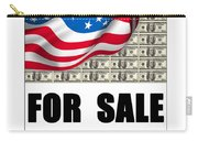 America For Sale Carry-all Pouch