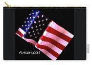 America Greeting Card Carry-all Pouch
