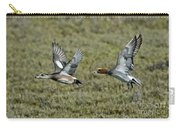 American & Eurasian Wigeons Carry-all Pouch