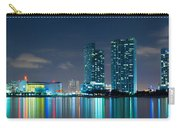 American Airlines Arena And Condominiums Carry-all Pouch