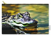 American Alligator 1 Carry-all Pouch