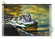 American Alligator 2 Carry-all Pouch