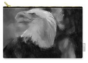 American Bald Eagle V4 Carry-all Pouch