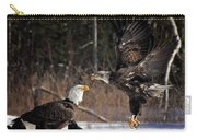 American Bald Eagles Carry-all Pouch