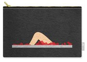 American Beauty Carry-all Pouch