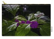 American Beauty Berry II Carry-all Pouch