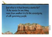 American Belief Carry-all Pouch