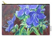 American Bellflower Carry-all Pouch