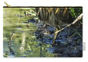 American Bittern - Keeping A Low Profile Carry-all Pouch