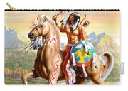 American Brave Carry-all Pouch by Adrian Cherterman