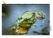 American Bull Frog Carry-all Pouch