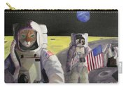American Cat Astronauts Carry-all Pouch