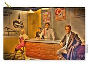 American Cinema Icons - 5 And Diner Carry-all Pouch