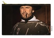American Cinema Icons - The Man With No Name Carry-all Pouch