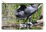 American Coot 1 Carry-all Pouch