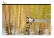 American Coot Carry-all Pouch by Scott Pellegrin