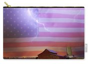 American Country Storm Carry-all Pouch