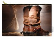 American Cowboy Boots Carry-all Pouch