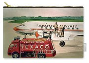 American Dc-6 At Columbus Carry-all Pouch