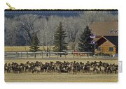 American Elk   #4305 Carry-all Pouch