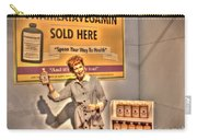 American Entertainment Icons - The First Lady Of Comedy Carry-all Pouch