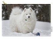 American Eskimo Dog  Carry-all Pouch