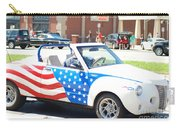 American Flag Car Carry-all Pouch