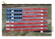 American Flag Country Style Carry-all Pouch