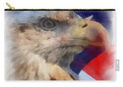 American Flag Photo Art 03 Carry-all Pouch