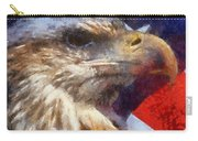American Flag Photo Art 04 Carry-all Pouch