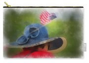 American Flag Photo Art 05 Carry-all Pouch