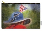 American Flag Photo Art 06 Carry-all Pouch