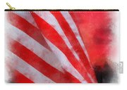 American Flag Photo Art 07 Carry-all Pouch