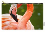 American Flamingo Jacksonville Zoo Florida Carry-all Pouch