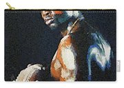American Football Player Carry-all Pouch