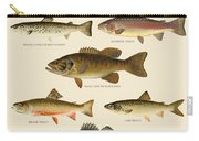 American Game Fish Carry-all Pouch