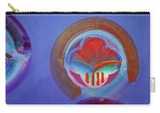 American Gothic Button Carry-all Pouch