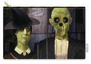 American Gothic Halloween Carry-all Pouch