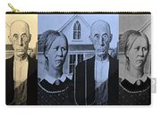 American Gothic In Colors Carry-all Pouch