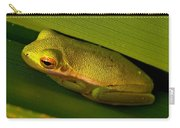American Green Tree Frog I Mlo Carry-all Pouch