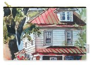 American Home With Children's Gazebo Carry-all Pouch by Kip DeVore