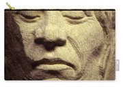 American-indian-portrait 2 Carry-all Pouch