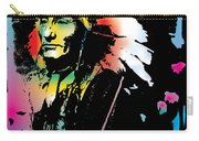 American Indian Silo Carry-all Pouch