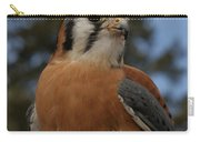 American Kestrel 4 Carry-all Pouch