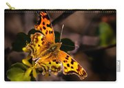 American Lady Carry-all Pouch by Robert Bales